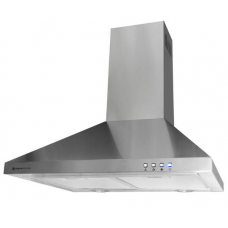 Parmco 600mm Lifestyle Canopy Stainless Steel LED Rangehood: RCAN6S1000L