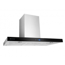 Parmco 900mm Canopy LCD Stainless Steel Rangehood: RLCD-9G-1000