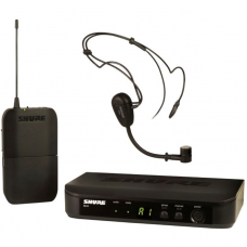 Shure Headset Radio Mic System with PGA31:  BLX14-PGA31