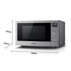 Panasonic Combination Inverter Microwave Oven: NN-CD58JSQPQ