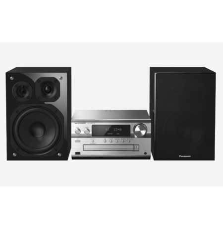 Panasonic Wireless CD Hi-Fi Micro System: SC-PMX152GNS