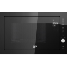 Beko 25L Built-in Microwave with Grill: MGB25333BG