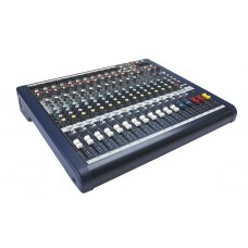 Soundcraft 12 Mono 2 stereo mixer: MPMi12