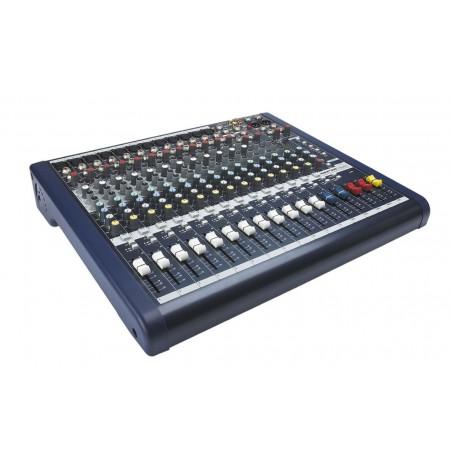 Soundcraft 12 Mono 2 stereo mixer: MPMi12