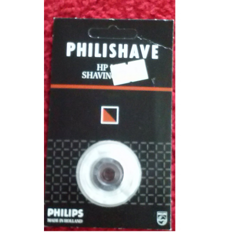 Philipshave Razer Head: H1912