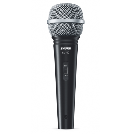 Shure Multi purpose Microphone: SV100-X