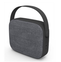 NICHE N1 BLUETOOTH SPEAKER BLACK/GREY