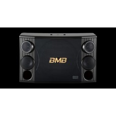 "BMB 1200W 12"" 3-Way High Power Karaoke Speaker - Pair: CSD-2000"
