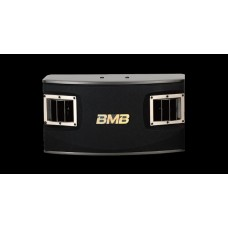 "BMB 500W 10"" 3-Way Bass Reflex Karaoke Speaker - Pair: CSV-450"