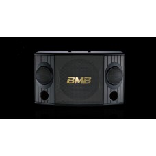 "BMB 400W 8"" 3-Way Bass Reflex Karaoke Speaker - Pair: CSX-580"