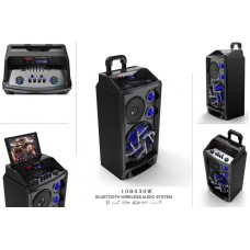 Konka Portable Trolley Rechargeable Speakers: VT-9376