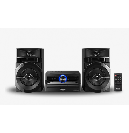 Panasonic Urban Audio Mini System: SC-UX100GN-K