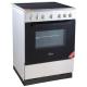 Midea 60cm Freestanding Ceramic Cooker: 24DME4R109