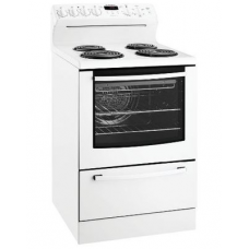 Westinghouse Electric Oven with Coil Hob: WLE626WA