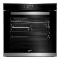 Beko 94L Multifunction & Steam Assisted Built-in Oven: BIS35500XMS