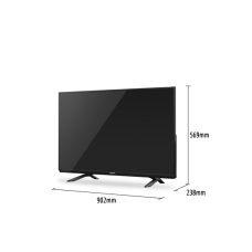 "Panasonic 40"" Full HD LED LCD TV: TH-40D400Z"