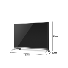 "Panasonic 43"" Full HD LED LCD TV: TH-43D410Z"