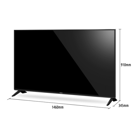 "Panasonic 65"" 4K ULTRA HD IPS LED LCD: TH-65FX600Z"