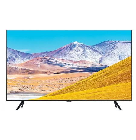 "Samsung  TV 75"" 4K UHD 100MR Smart TV Dual Tuner: UA75TU8000SXNZ"