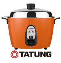 TATUNG Red 10 Cup Rice Cooker: TAC-10GS RED