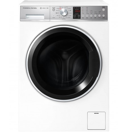 Fisher & Paykel 12kg Front Loader Washing Machine: WH1260P1