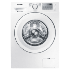 Samsung 7kg Front Loader Washing Machine: WW70J4233KW/SA