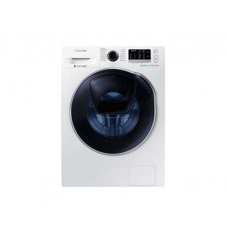 SAMSUNG 7.5kg Addwash Washer Dryer Combo : WD75K5410OW/NZ