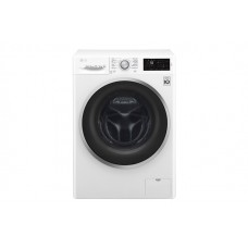LG  Front Load Washer Dryer Combo:  WDC1475NCW