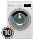 Beko 8kg Front Loading Washing Machine: WMY8046LB2