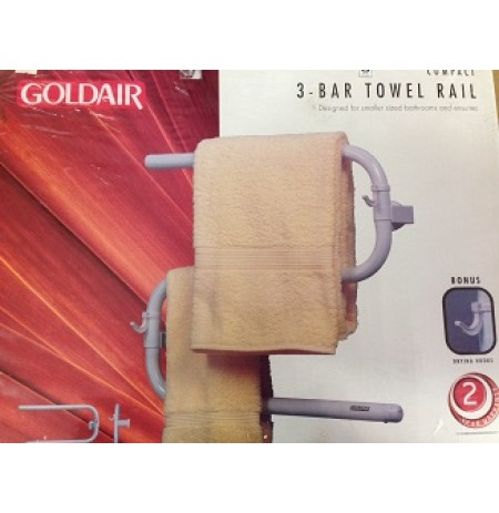 Goldair Towel rack: GTRCW