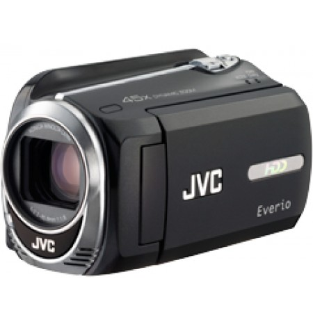 JVC Everio Camcorder: GZ-MG750S