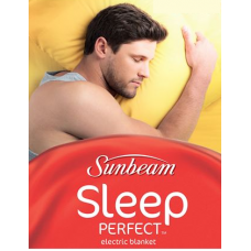 Sunbeam Electric Blanket: BL2721