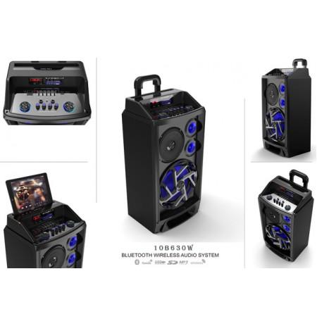Konka Portable Trolley Speakers: KTS-9377