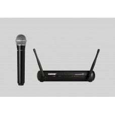 Shure: SVX Wireless system with PG28 Handheld Mic