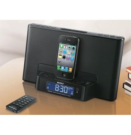 Sony ipod/clock/speaker: ICF-DS15ip